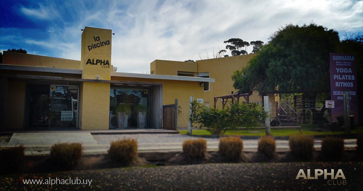Alpha Club  Gym  Piscina  Punta del Este Maldonado