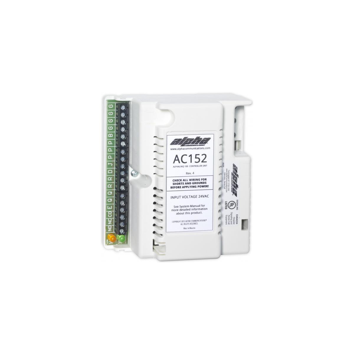 hight resolution of alphalinq 100 series controller unit