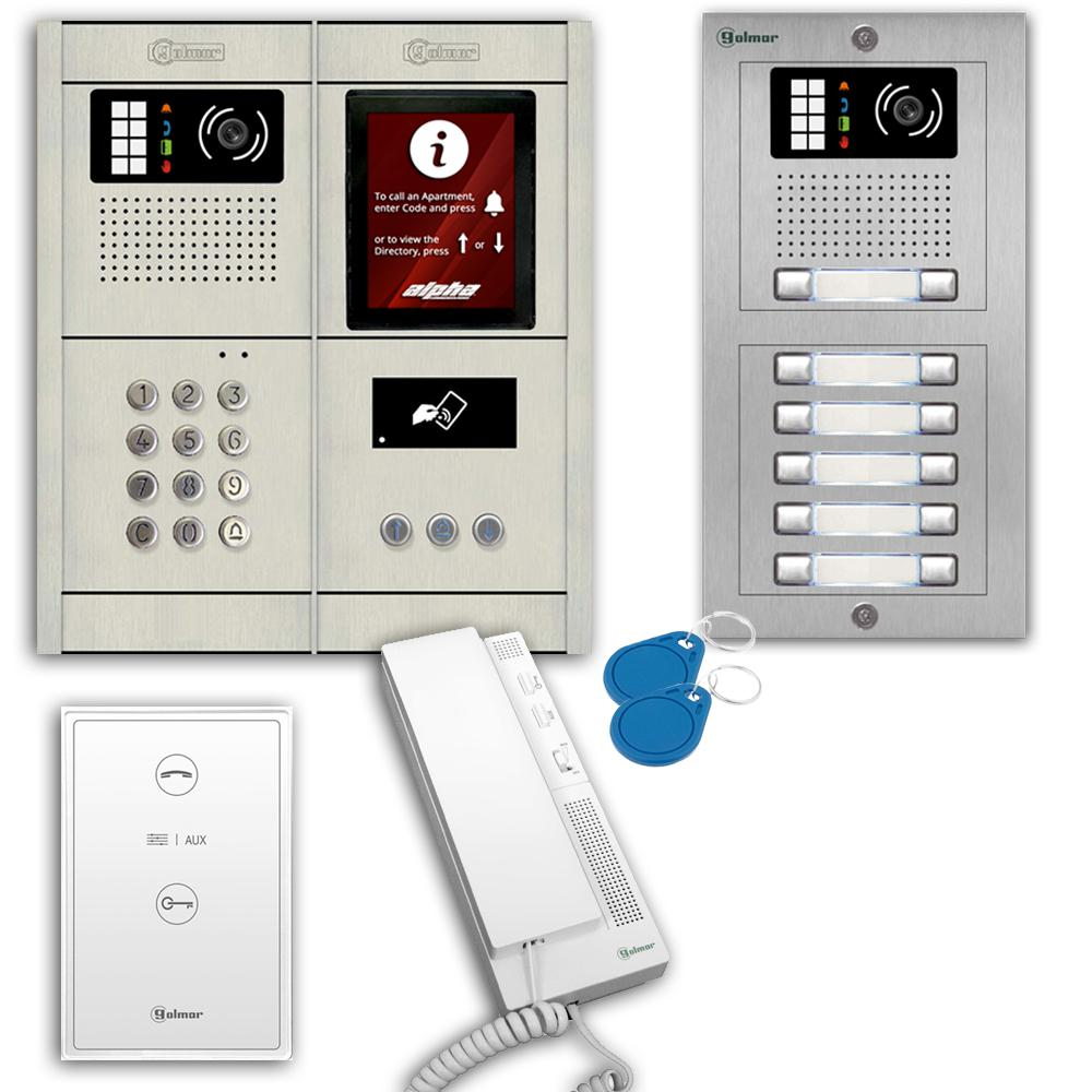 medium resolution of gb2 2 wire audio intercom system