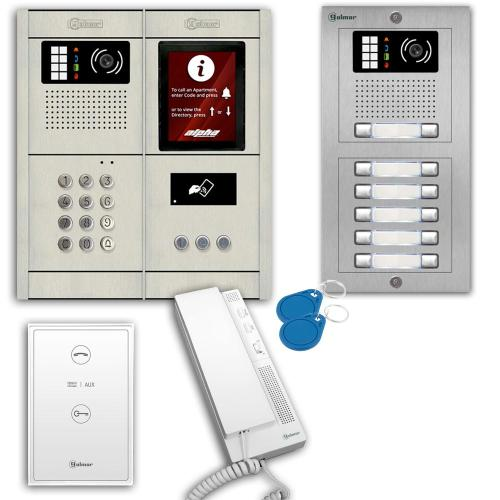 small resolution of gb2 2 wire audio intercom system