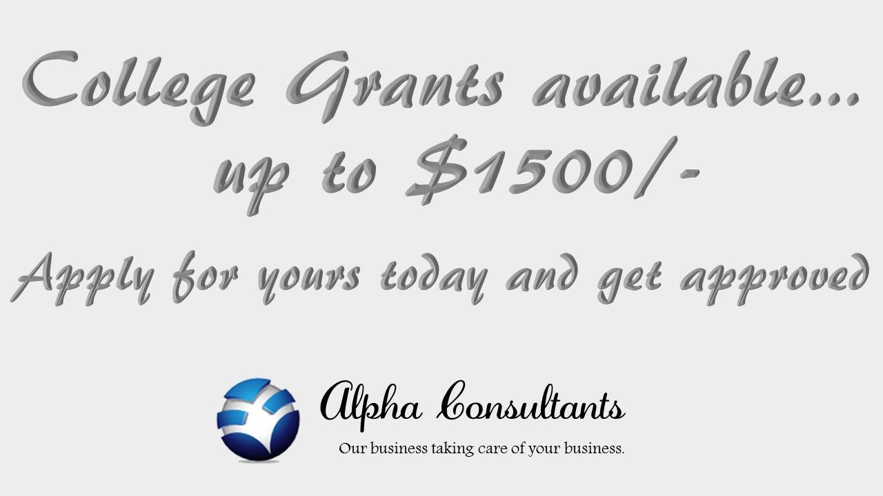 Help Shape Future Launch Career ECA- Alpha Consultants