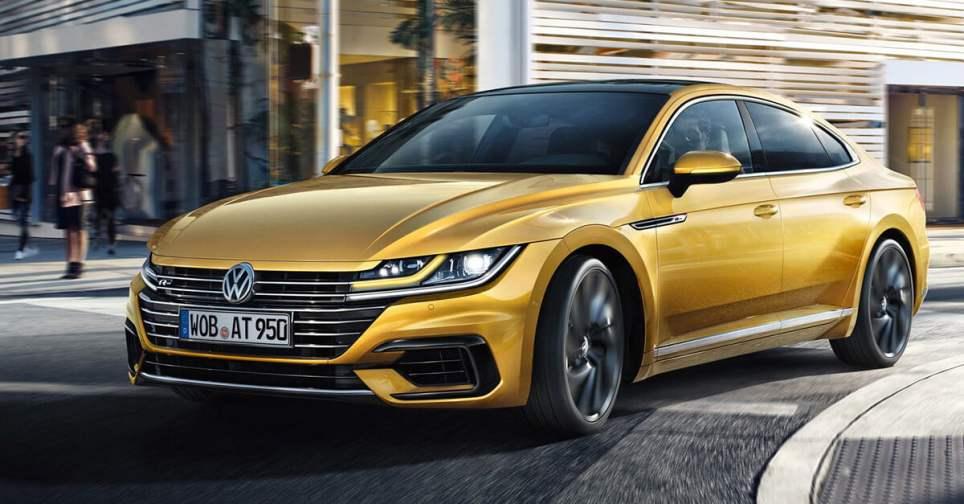 New Volkswagen Artheon
