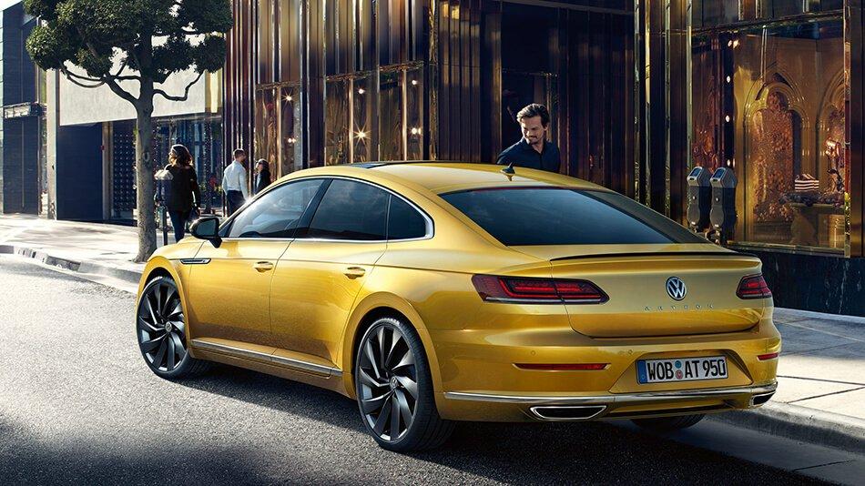 Volkswagen Artheon