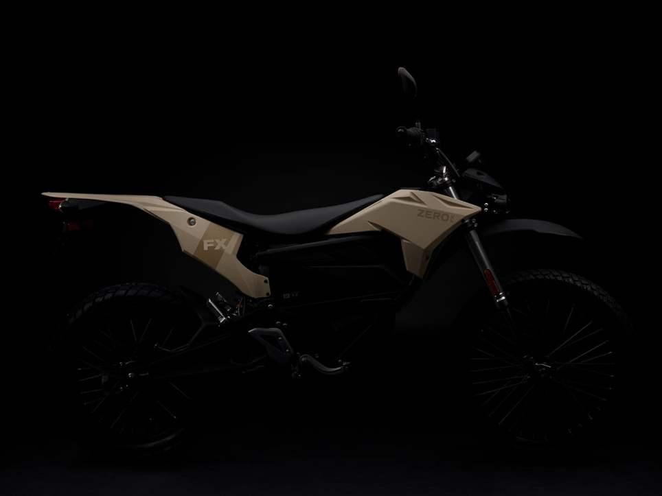Zero FX Electric Dirt Bike