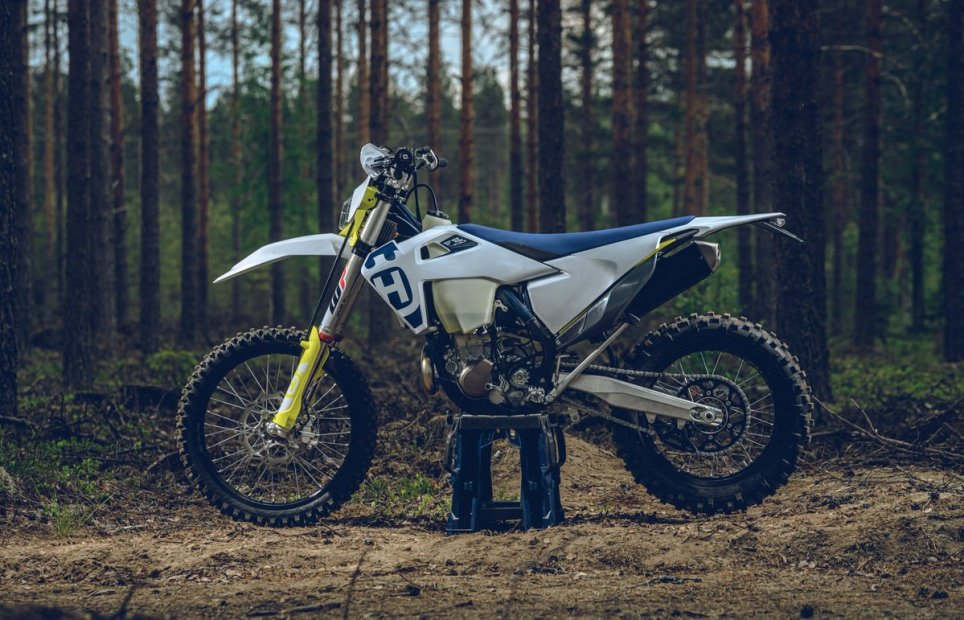 Husqvarna FE450 Dual Sport Bike
