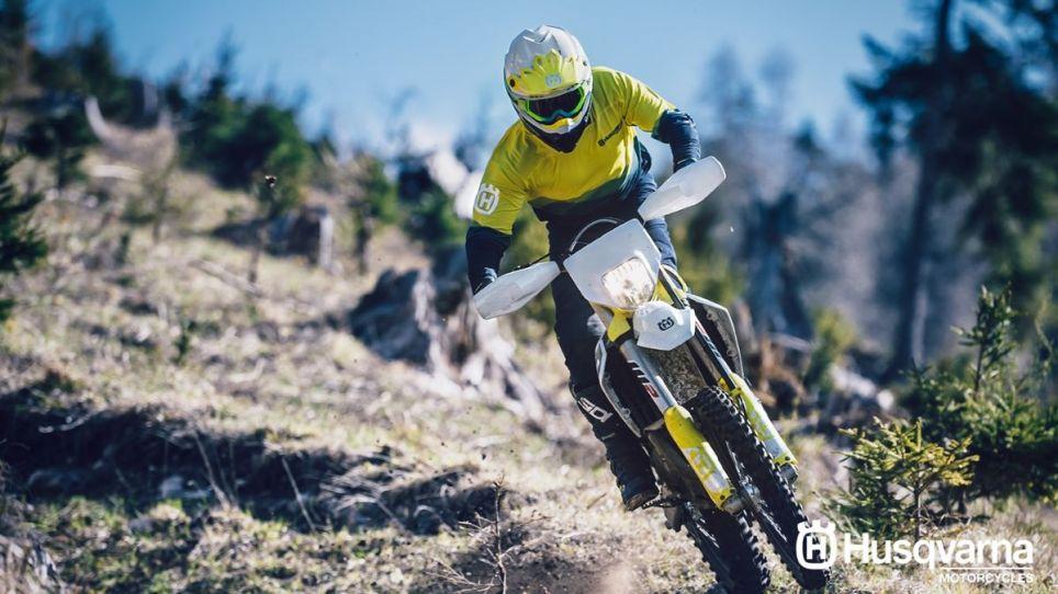 Husqvarna FE450 Dual Sport Bike for Men