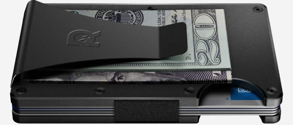 The Ridge Money Clip