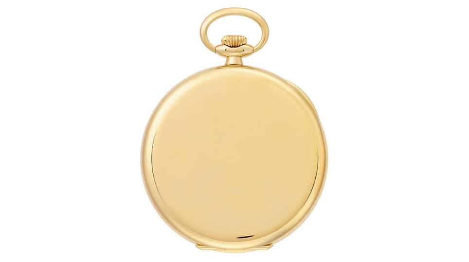 Patek Philippe 973J Pocket Watch