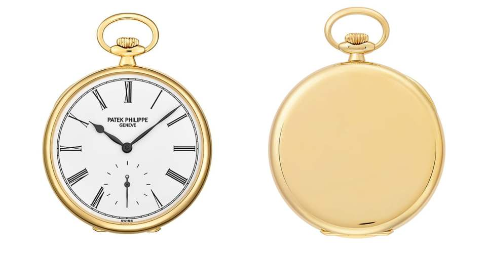 Patek Philippe 973J Pocket Watch for Men