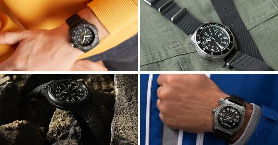 Best Tactical Watch for Men