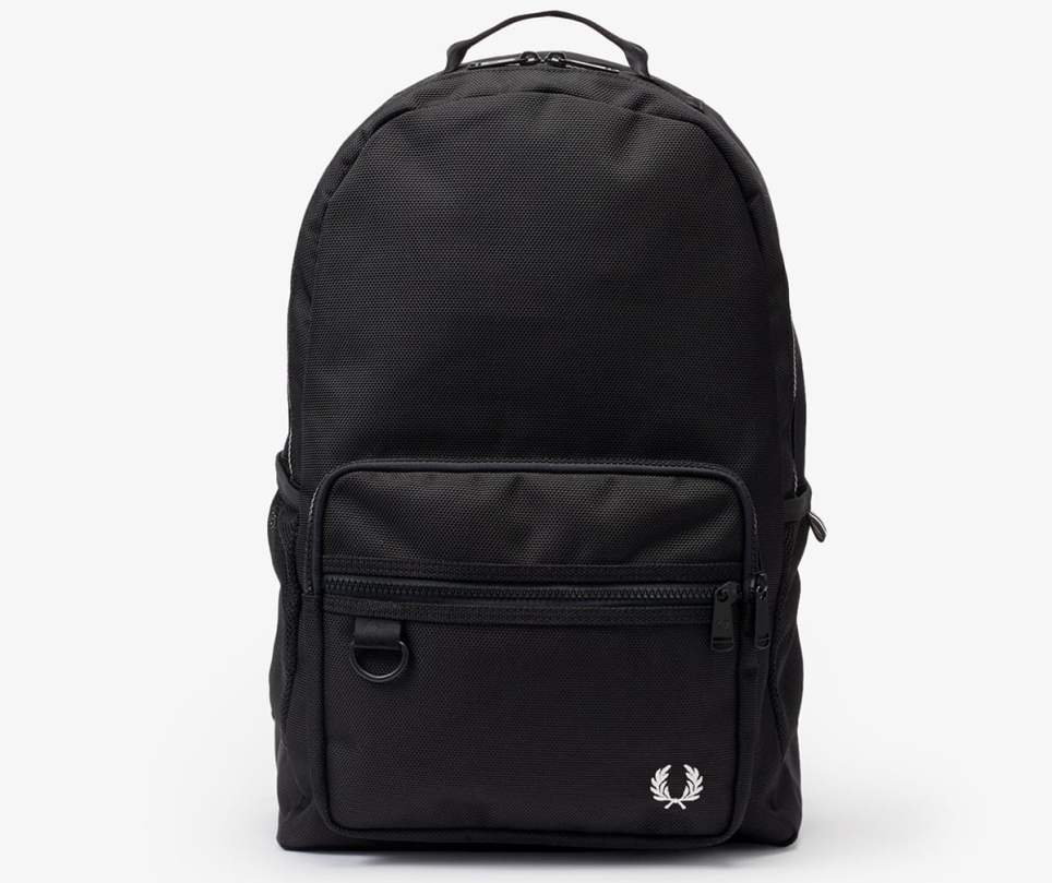 Fred Perry Textured Backpack