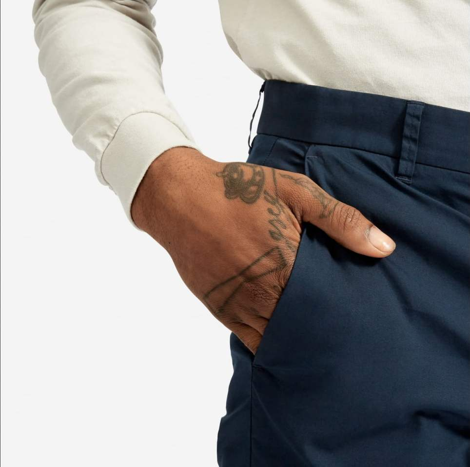 The Air Chino Travel Pants for Men