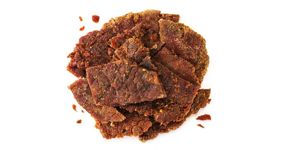 Perky Jerky Seoul Beef Jerky for Men