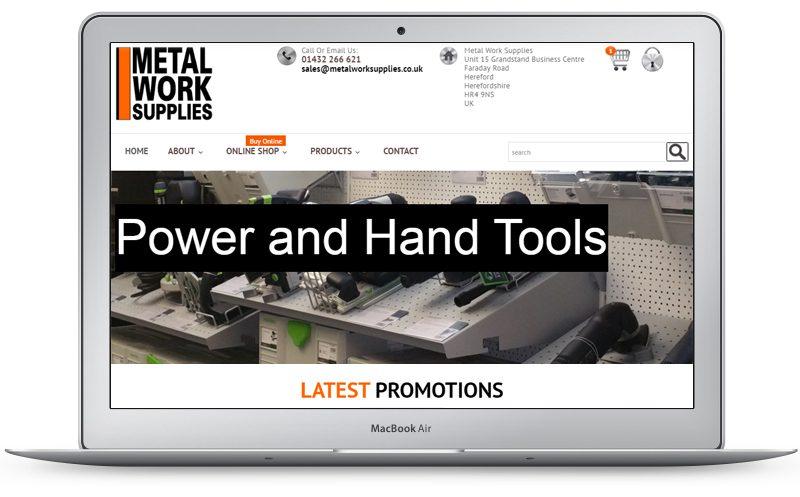 Metalwork Supplies