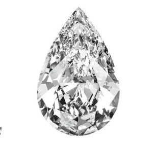 Man-made diamond_pear_shape104