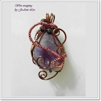 Uniquely yours__amethyst wirewrap1620