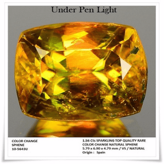 GemRock-Wellness_1.56ct. Color Change Sphene