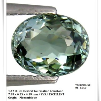 gemstones_GemRock-Wellness_1.47ct. Tourmaline Green VVS (1)