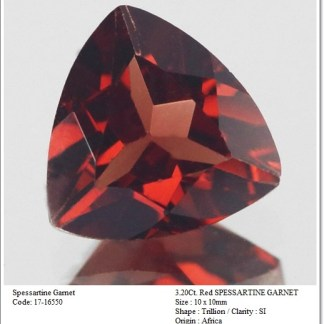 gemstones_GemRock-Wellness_3.20Ct. Natural Garnet - 3954