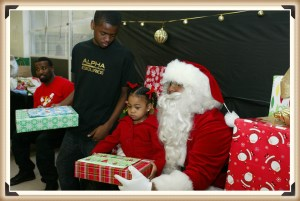 Holiday Hearts Christmas Party for Families With a Child Battling Sickle Cell Anemia