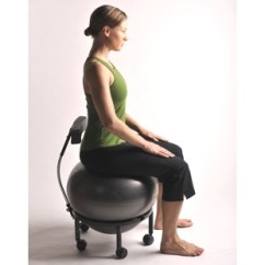 Ergonomic Yoga Chair Wedding Covers Newcastle Alpha Info Ball 24