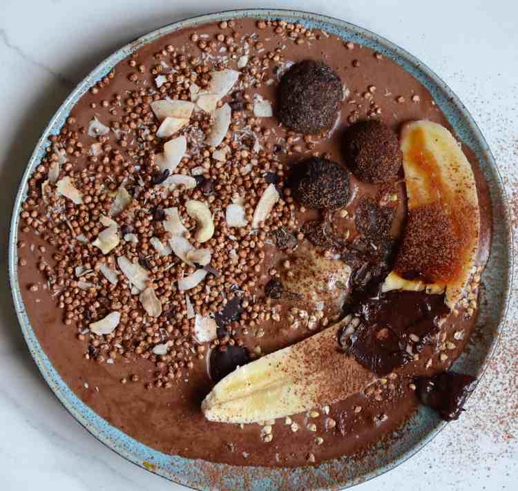 Vegan Chocolate Smoothie