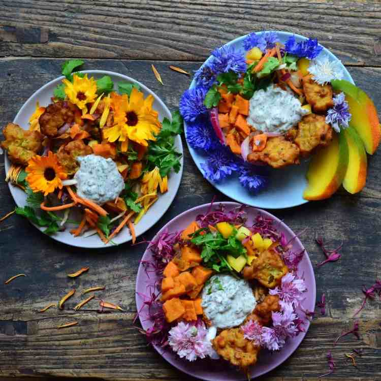 AlphaFoodie Wicked kitchen rainbow curry bowl