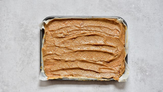 Healthy vegan twix bars - guilt-free snack that is refined sugar-free, dairy-free, gluten-free