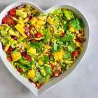 Tropical Mango Salad