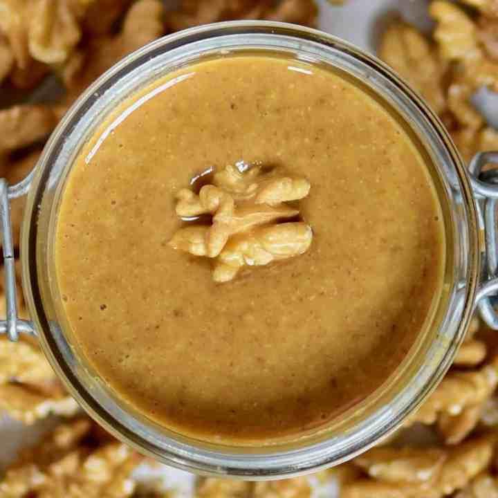 Homemade Walnut Butter Recipe