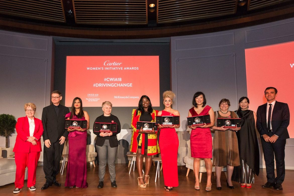 Cartier Women's Initiative Awards 2020