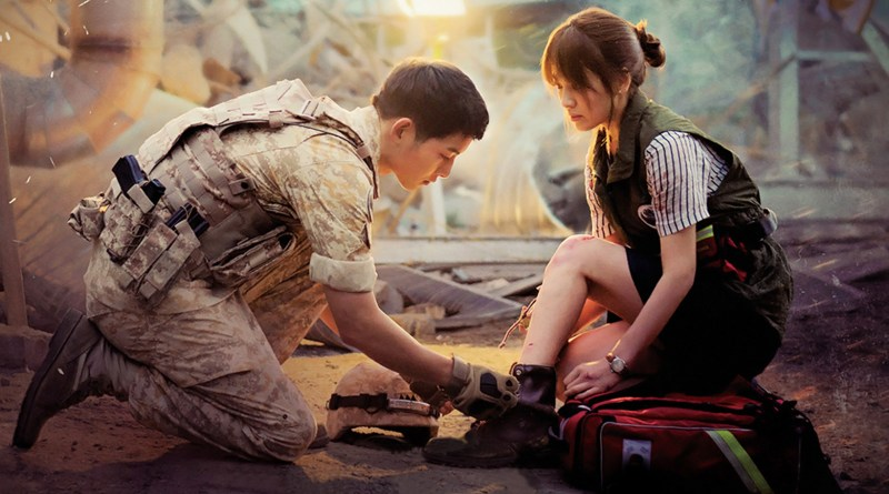 Descendants of the Sun Korean Show Review