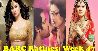 BARC Ratings week 47