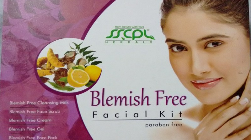 Blemish Free Facial Kit Review