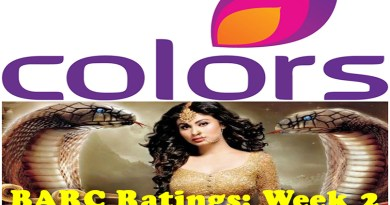 BARC Ratings Week 2