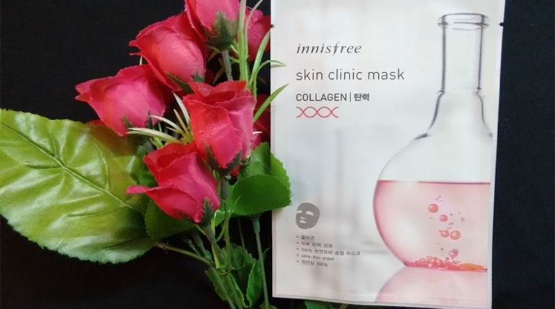 Innisfree Skin Clinic Collagen Face Mask