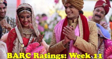 BARC Ratings Week 11