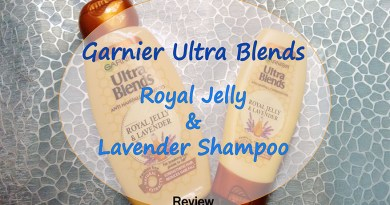 Garnier Ultra Blends Anti-Hairfall Shampoo Review