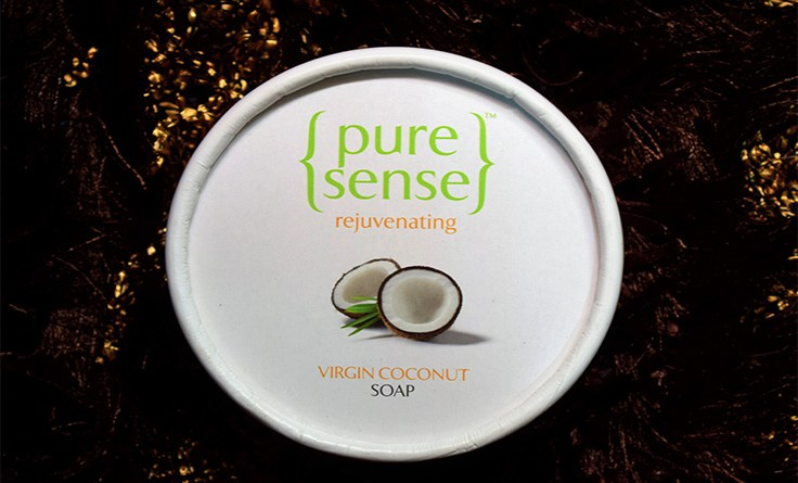 Puresense Virgin Coconut Soap Review