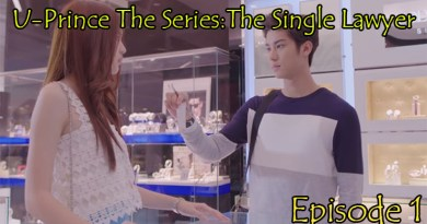 U-Prince The Single Lawyer Episode 1