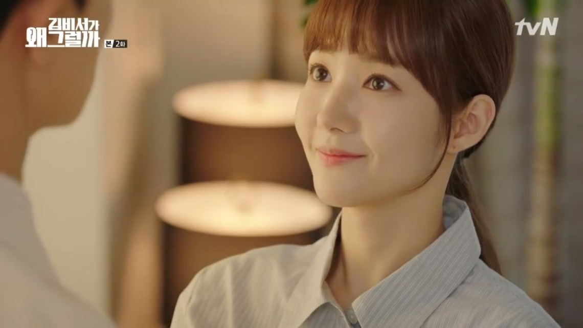 What's Wrong With Secretary Kim? Review