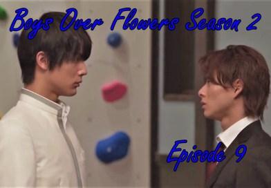 Hana Nochi Hare Episode 9