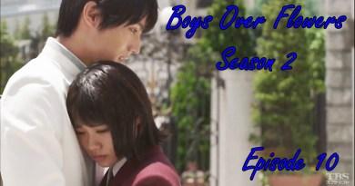 Boys Over Flowers Season 2: Episode 10