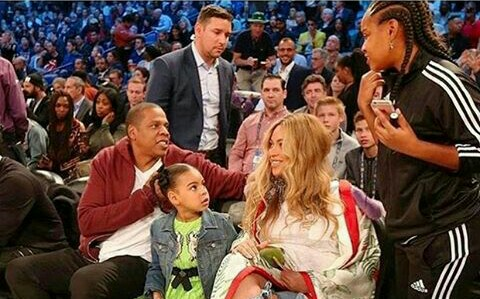 Jojo and the Carters'!