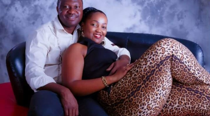 Happy Anniversary Mr and Mrs Nyongo