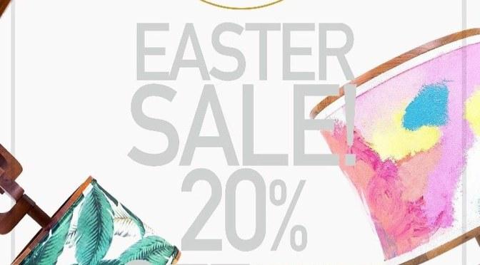 Easter sale at Amorette