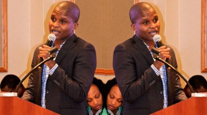 President Lambert Tibaigana: Hatuta saidia mtu ambaye hasaidi wengine