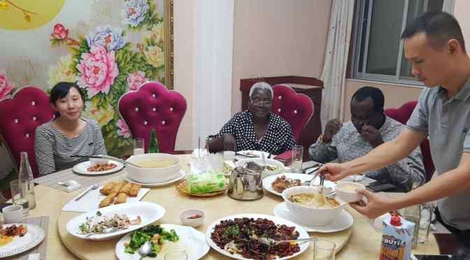 Familia katika kusaidiana….!