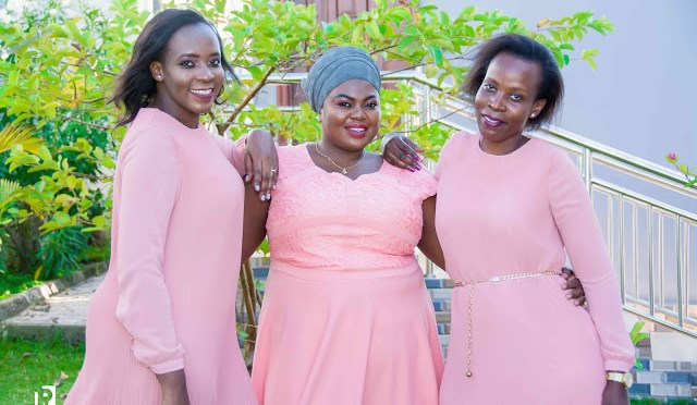 Magreth Nyasungu's pre wedding photos moment