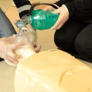 Standard First Aid / CPR & AED Course